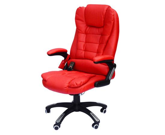 Silla de escritorio reclilnable con funci n de masaje y for Sillas de escritorio ofertas