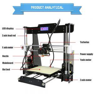 impresora-3d-a8-prusa-i3-oferta