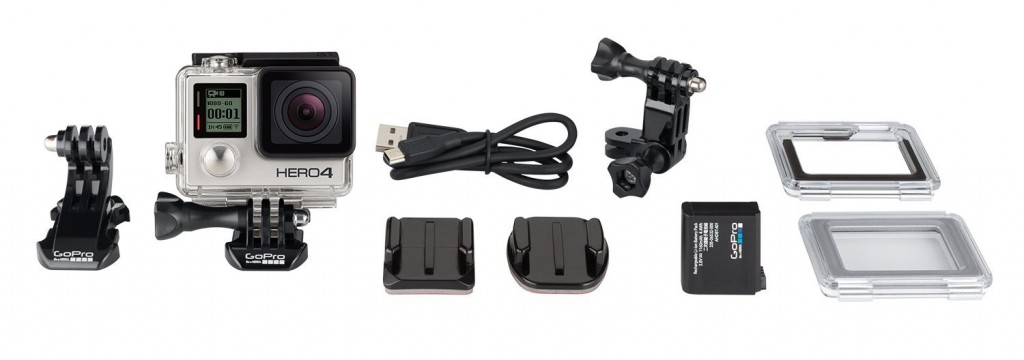 GoPro HERO4 Silver Chollo