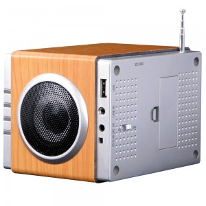 Radio despertador barato