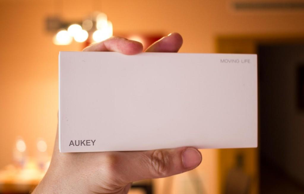 Bateria externa Aukey 8000 mAh