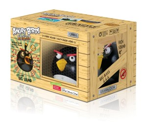 Altavoces Angry Birds
