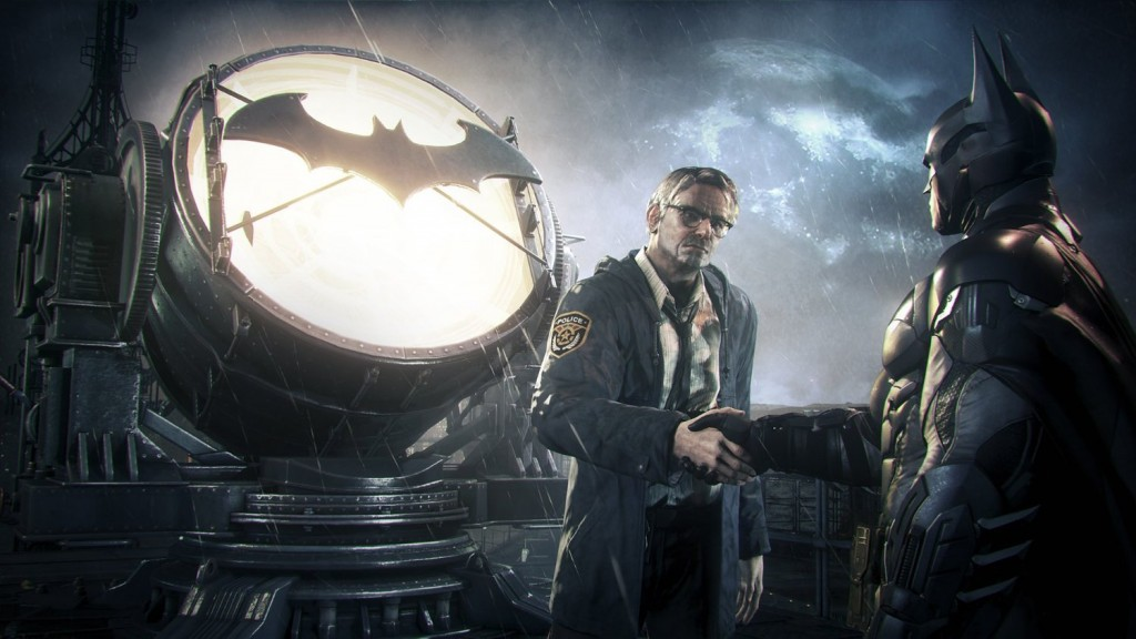 Batman Arkham Knight de oferta
