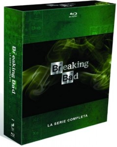 Breaking bad blu-ray