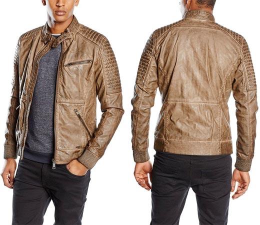 cuero chaquetas hombre guess guess de de chaquetas hombre cuero rCWdxBeo
