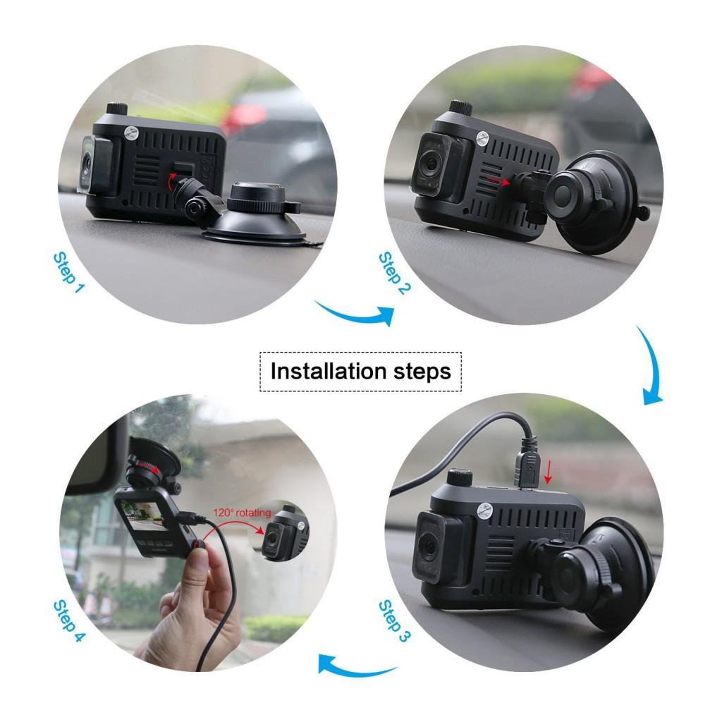 videocamara coche