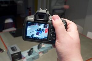 Canon EOS 1200D barata
