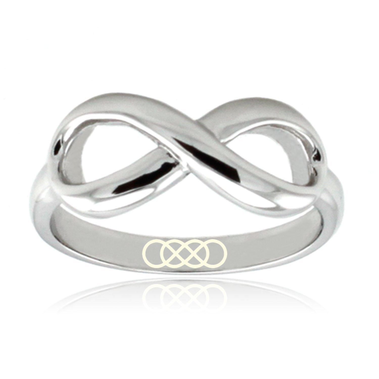 Sister Silver Sterling Rings