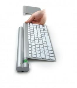 Base de carga teclado apple