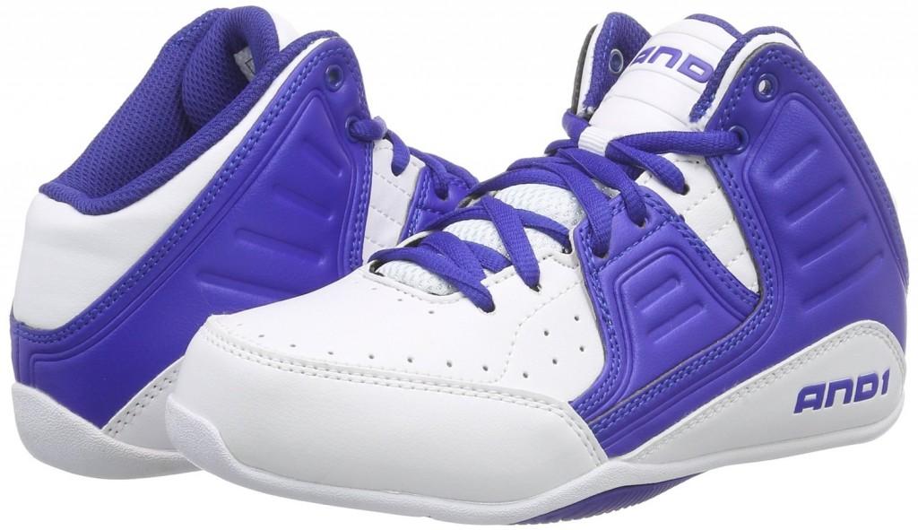 zapatillas de baloncesto para niños