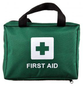 Maletin primeros auxilios