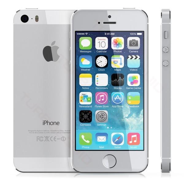 iphone 5s plata precio