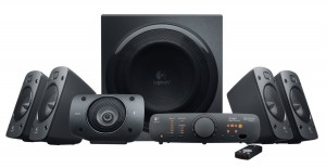 Home Cinema 5.1 Logitech