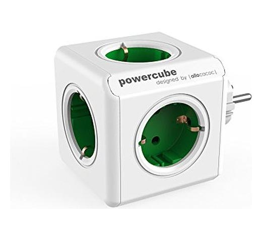 Powercube verde
