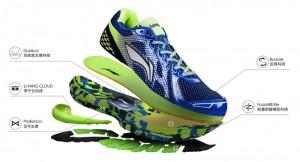 Zapatillas de running xiaomi