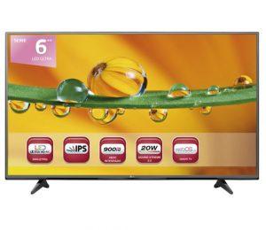 LG 55 pulgadas smart tv