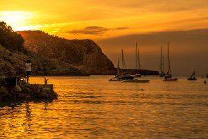 Puesta de sol por KeChollazo.com