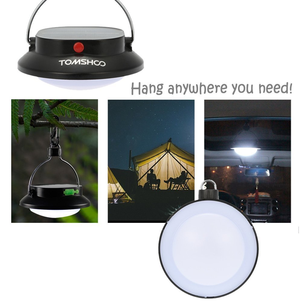 chollo lampara led camping 3