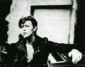 David Bowie en Barlin