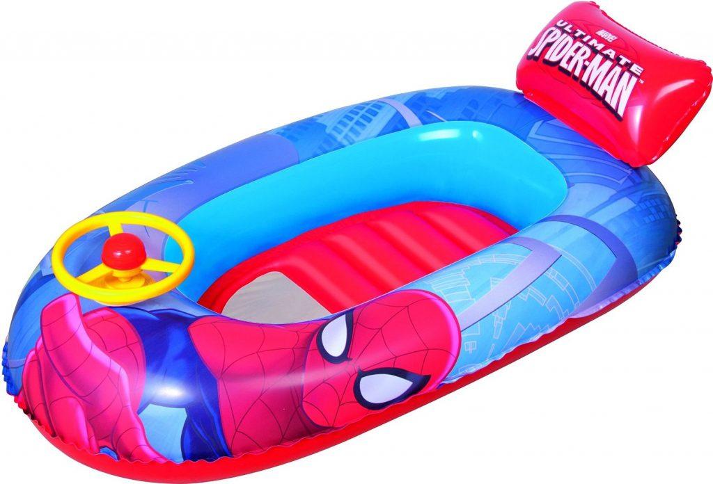 chollo barca spiderman 2