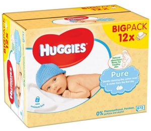 pack de Huggies