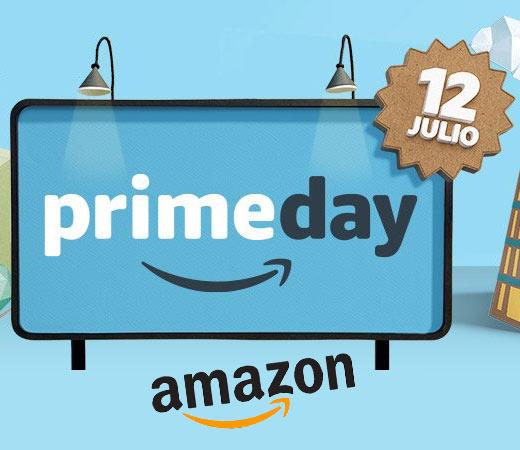 Prime Day en amazon