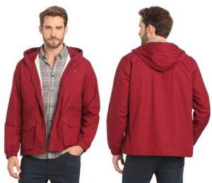 chaqueta de otoño
