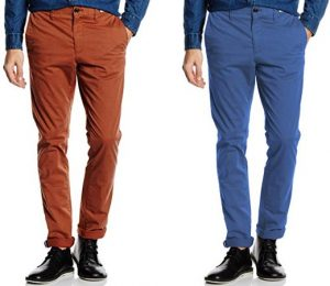 pantalones chinos Tommy Hilfiger
