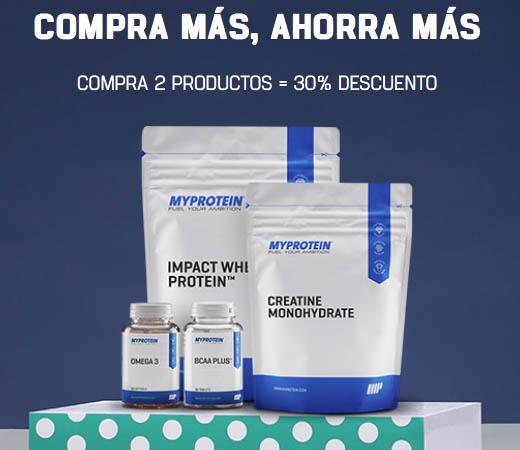 descuento myprotein