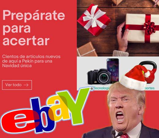 navidad ebay