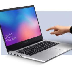 Xiaomi RedmiBook de 16 pulgadas, AMD Ryzen 5,4500U, Radeon Vega 8 Graphics, 8GB RAM, 512GB SSD, por 507,86€.
