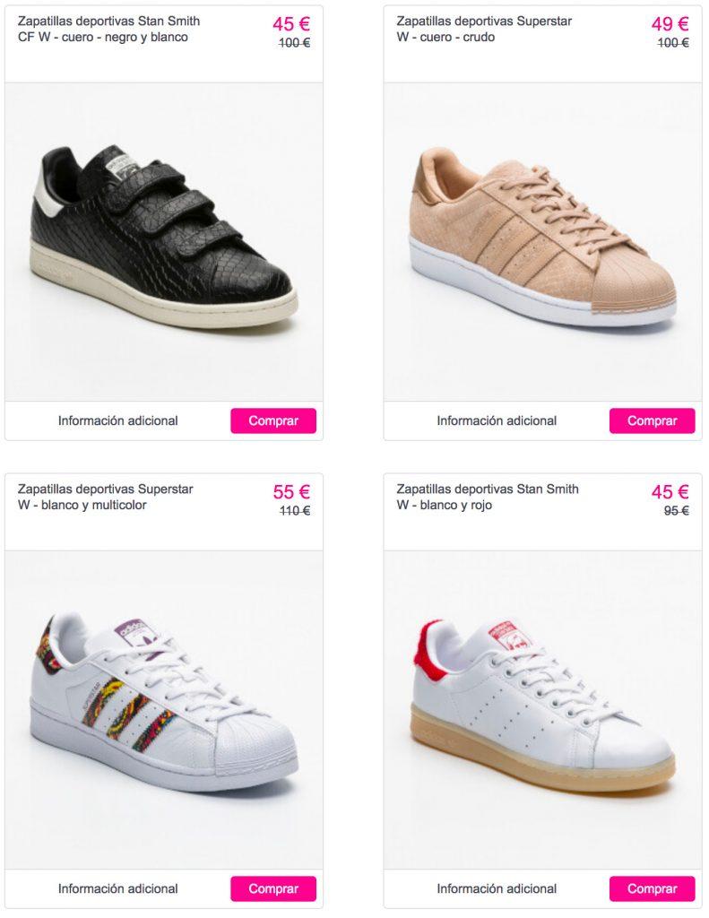 best service 92595 7d582 ... creaciones varias de Adidas que no pertenecen a una colección en  concreto y que se encuentran disponibles en muchos casos con descuentos de  más del 70%.