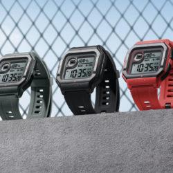 Amazfit Neo, el reloj inteligente con diseño retro y autonomía de 28 días por sólo 34,56€.