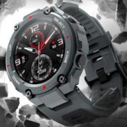 Amazfit T-Rex, el smartwatch más resistente del mercado por 129,00€ envío desde España.