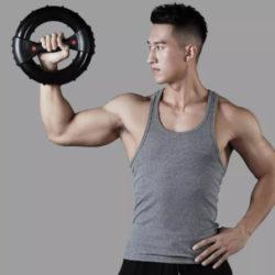 Anillo de Fitness Yunmai Fitness Training Ring para ejercitarnos y aliviar el estrés por sólo 21,35€.