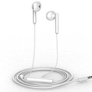 Auriculares Huawei AM115 cableados con micrófono incorporado por 3,01€.