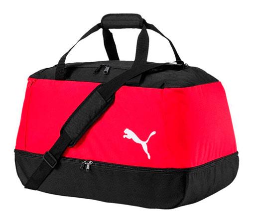 Bolsa de deporte Puma Pro Training II football Bag con compartimento para  calzado independiente por 19 84a909c5808c7