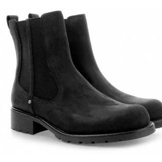 Botas Orinoco Hot de Clarks en color negro desde 28,34€ antes 120,00€.