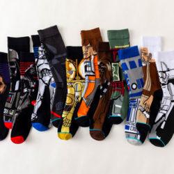 Oferta Flash!! Calcetines con diseños de Star Wars por sólo 1,69€.