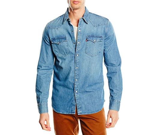 La camisa Barstow Western de Levi s cuenta con el diseño clásico 4c52fbe1fe5
