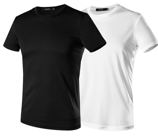 fba743083e046 Estas camisetas son altamente transpirables