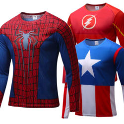 Camisetas con estampados 3D de tus héroes favoritos desde sólo 6,42€