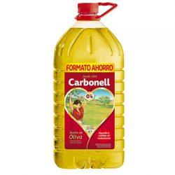 ¡Vuelve el stock! Aceite de Oliva Carbonell garrafa de 5 litros por sólo 12,11 y si te suscribes 7,38 euros, antes 19,75€.