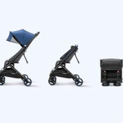 Xiaomi Mitu Folding Baby Stroller Car Lightweight, la silla de paseo más compacta por sólo 163,99€.