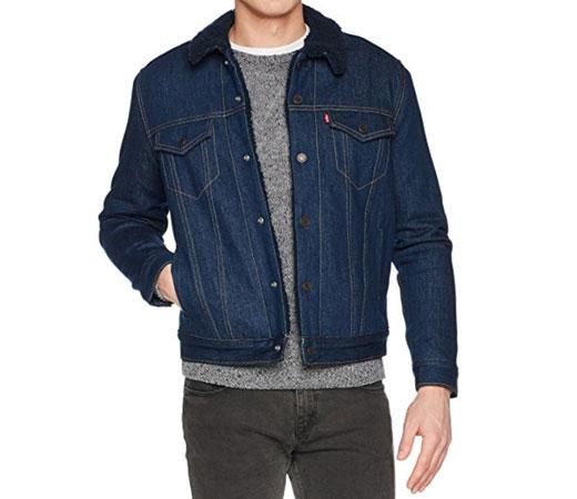 Está chaqueta ha sido fabricada en tejido vaquero con una composición de  algodón 100% b118f44941e