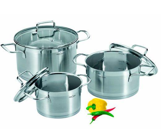 Bater as de cocina chollos descuentos y grandes ofertas for Baterias de cocina hipercor