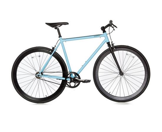bicicleta fixie  fixed gear  u0026 single speed color azul  m