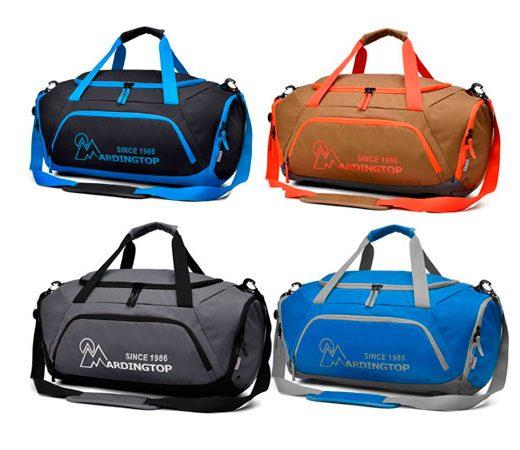 Bolsos de gimnasio Impermeables Mardingtop en 7 colores por 18 ce5289a1e403e