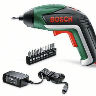 ¡Oferta flash! Atornillador multiherramienta Bosch IXO con batería de litio de 3.6 V por 29,95€.