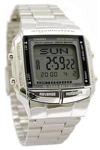 Reloj digital Casio Collection por 28€!! antes 42,64